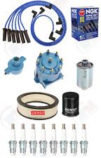 Tune Up Kit (NGK Wires & Plugs) for 88-93 Chevrolet GMC C&K1500 5.0L 5.7L 4x4