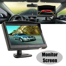 5''Car Parking Monitor Screen TFT LCD Display Rearview Reverse for Backup Camera