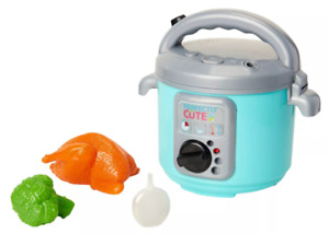 Perfectly Cute One Stop Cooking Pot with Realistic Sounds and Steam - Ages 3+