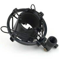 Universal Mic Microphone Shock Mount Clip Holder Studio Sound Recording KK