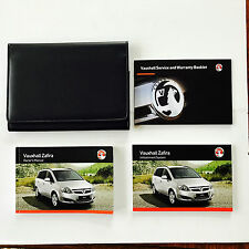 VAUXHALL ZAFIRA Owners Handbook Manual Pack Genuine New From 2011