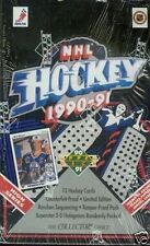 1990 UPPER DECK HOCKEY HIGH SERIES FACTORY SEALED BOX LINDROS  JAGR FEDOROV RC