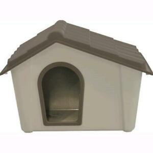 Doghouse Small For Dog Resin 41x57x39h Polypropylene 99064