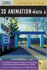Exploring 3D Animation with Maya 6 (Design Exploration)