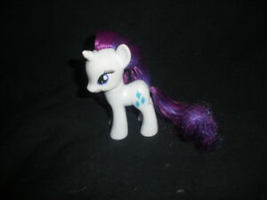 G4 My Little Pony Rarity - 2013 Princess Celebration Cars Playset (2018C)