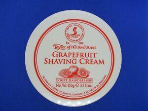 Taylor of Old Bond Street 150g Grapefruit Shaving Cream Bowl