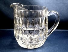 Windsor Pressed Glass Creamer