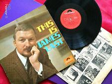 "New listing THIS IS JAMES LAST 12"" LP VINYL POLYDOR RECORDS LTD LONDON 1967"