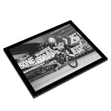 A3 Marco de Cristal BW-Bicicleta BMX Stunt Cool Sports #38297