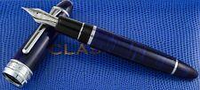 Classic Pens LB5 Tensui (Blue) Fountain Pen - Prototype - Sailor King of Pen - M