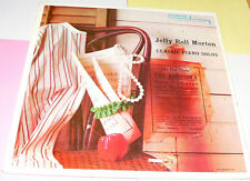 Jelly Roll Morton Classic Piano Solos  Riverside RLP 12-111 Jazz