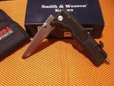 Smith & Wesson Feuerwehr Rettungsmesser