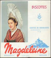 50 GRANVILLE BISCOTTES MAGDELEINE COIFFES 76 SAINT MARTIN BOSCHERVILLE IMAGE