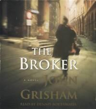 The Broker (John Grisham) - Abridged Audiobook - 5 Discs - Trusted eBay Seller
