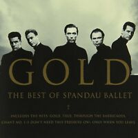 Spandau Ballet: Gold The Best Of  CD (Greatest Hits)