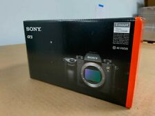 Sony a9 RETAIL BOX ONLY