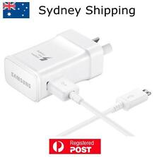 Genuine Samsung Fast Adaptive Charger Sydney Shipping 9V for Note 4 Note 5