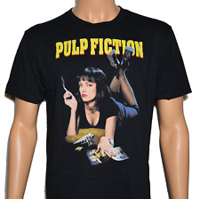 Pulp Fiction Mia Brand New Officially Licensed Shirt