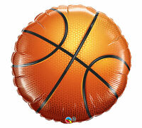 "XL 36"" Basketball Super Shape Mylar Foil Balloon Party Decoration"