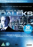 Neuf Doctor Who - & The Daleks DVD (OPTD2529)
