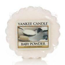 Yankee Candle Baby Powder Wax Tart Melt 1038315E