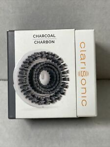 Clarisonic Charcoal Detoxifying Brush Head - New In Box