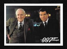 2016 James Bond Classics Trading Cards Promo Card P1