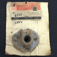 NOS 63-66 Corvette (exc Tel. Wheel)  Lower Steering Coupling w/Flange GM 5690811