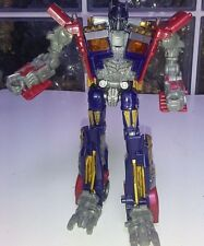 Transformers Optimus Prime Lunar fire deluxe DOTM Walmart exclusive