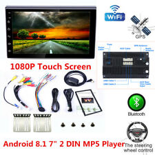 2Din Android 8.1 Radio Gps Navigation Audio Stereo Multimedia Mp5 Player 1080P(Fits: Rabbit)