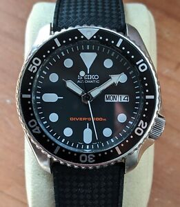 Seiko skx007 Automatic Diver's Watch 7s26a