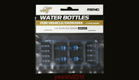 Meng Model 1/35 SPS-010 WATER BOTTLES FOR VEHICLE/DIORAMA