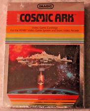 Cosmic Ark (Atari 2600, 1982)