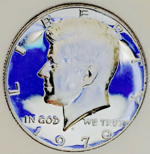 ⭐️1970 S⭐️SILVER PROOF⭐️EXTEME RARITY⭐️DOESN'T GET ANY BETTER⭐️SO SCARCE⭐️
