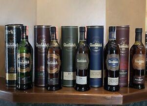 Glenfiddich Series 12/15/18/21/30 Years 70cl 40% Volume