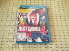 Just Dance 4 für Nintendo Wii U *OVP*