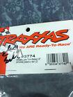 "Traxxas 3774 Rear Twin Spoke 2.8"" Chrome Wheels (2):Electric"