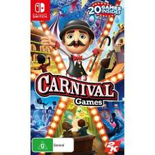 Carnival Games - Nintendo Switch - BRAND NEW