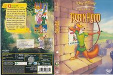 Robin Hood (1973) DVD DISNEY Z3 - DV 0071 OLOGRAMMA TONDO