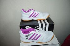 CHAUSSURE BASKET ADIDAS  TAILLE 40 VOLLEY BALL SHOES/ZAPATOS/SCARPE NEUF
