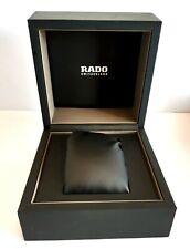 Scatola per orologio Rado - Box per orologio Rado Switzerland