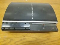 Sony PlayStation 3 PS3 Video Game Console Fat CECHH01 No HDD FOR PARTS