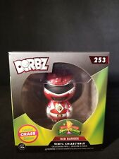 Funko Dorbz Power Rangers - Red Ranger Chase #253 - LE Chase