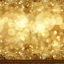 10x10FT Large Glitter Christmas Abstract Photography Backdrops Photo Background