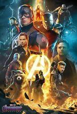 Avengers Endgame Marvel HD Canvas Print Home Decor Painting Wall Art 24x36 inch