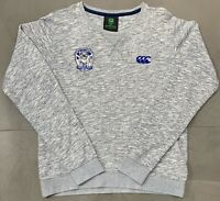 "NRL Canterbury Bulldogs 2015 ""80 Years"" Leisure Jumper. BNWOT, Size S."