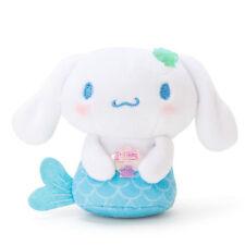 Cinnamoroll Hand Riding Doll Plush (Mermaid) SANRIO from Japan SHIPPING FREE