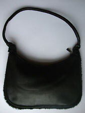 Sienna De Luca Festival Boho Hobo Hairon Leather Designer Handbag brand new bnwt