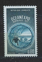 FRANCIA/FRANCE 1971 MNH SC.1300 Ocean Exploration