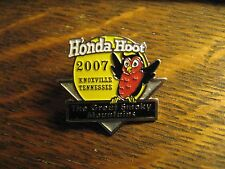 Honda Hoot Motorcycle Bike Rally 2007 Knoxville Tennessee Usa Lapel Hat Pin